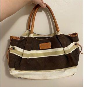 Kate Spade Stripes Multi-color Shoulder bag